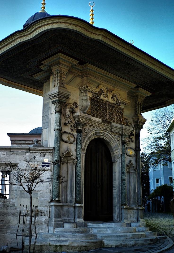 1. Mahmut Paşa gate