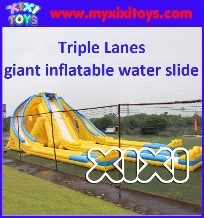 Inflatable Water Slide Az: 1000+ Ideas About Inflatable Water Slides On Pinterest