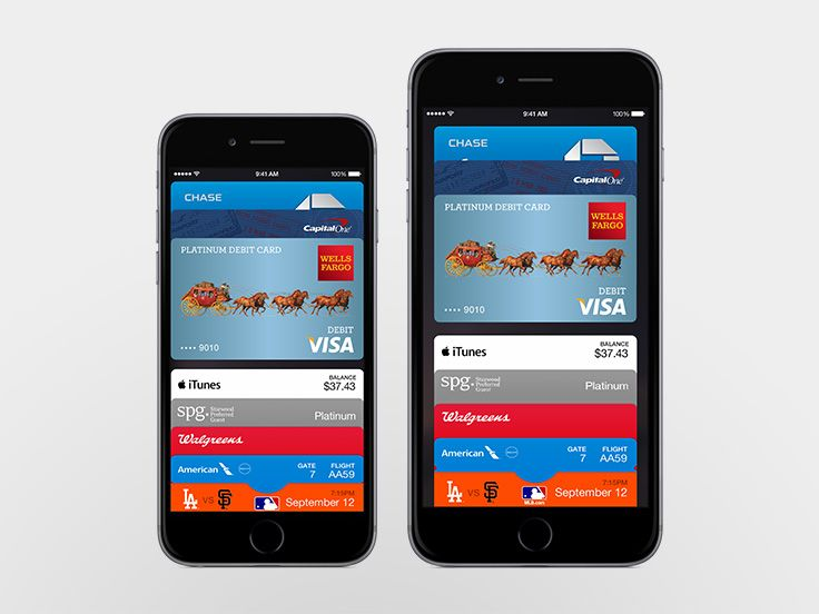 Apple pay is coming with iphone 6 and iphone 6 plus