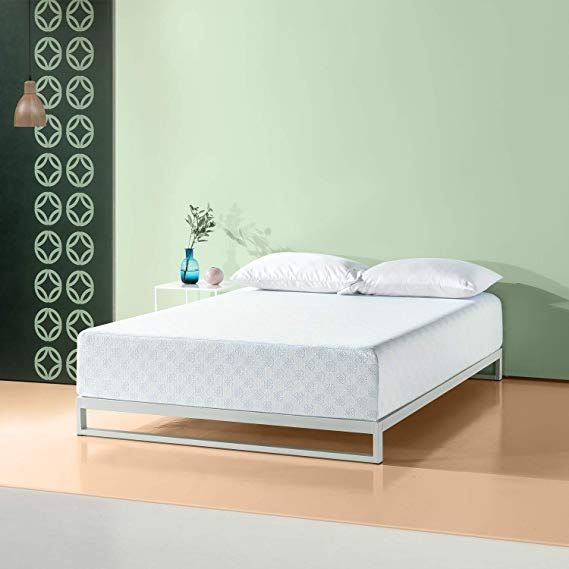 8 In Daisy Queen Memory Foam Mattress And M1500 Adjustable Base