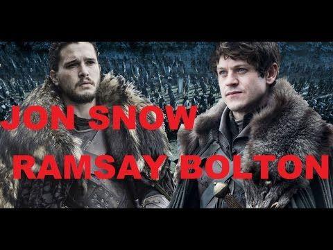 Jon Snow vs Ramsay Bolton - Game of Thrones fight review https://i.ytimg.com/vi/phmceLzFZaE/hqdefault.jpg