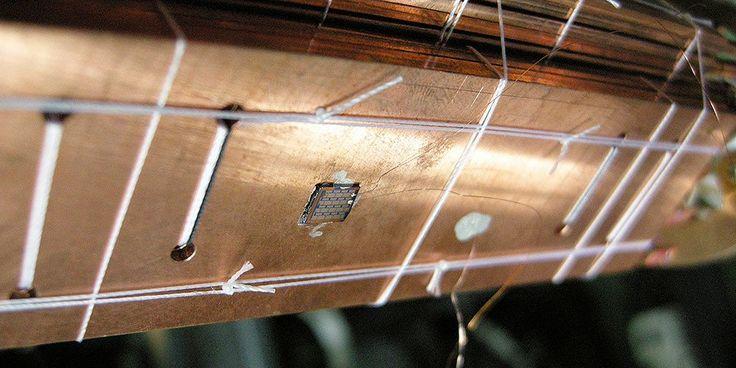 Este chip es capaz de seguir funcionando a temperaturas extremas cercanas al 'cero absoluto' -  El'0 Kelvin' o 'cero absoluto'es la temperatura en la que el movimiento de partículas es algo teóricamente imposible ya que las moléculas y átomos tienen la mínima energía térmica posible. El 0 Kelvin equivale a −273,15 °C y se usa principalmente para trabajos de física... - https://notiespartano.com/2017/12/28/este-chip-capaz-seguir-funcionan