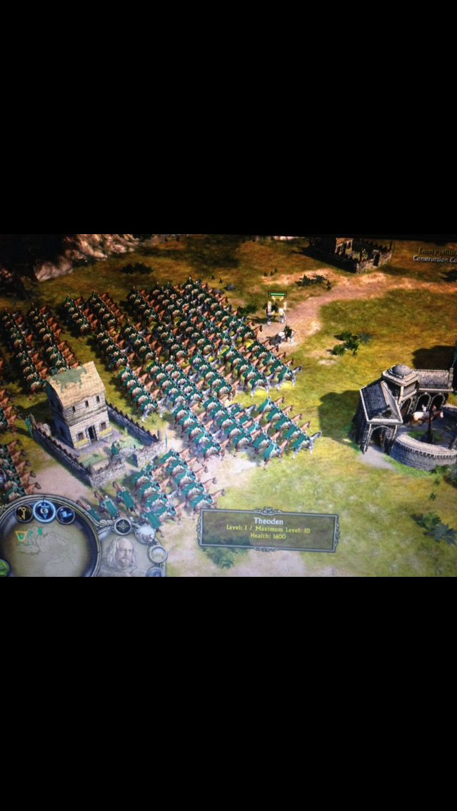 The battel for middle earth-2 games