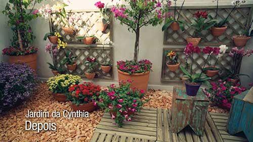Renner surpreende clientes com jardim de flores no Dia Internacional da Mulher