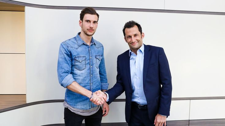 FC Bayern sign Germany international Leon Goretzka - FC Bayern Munich