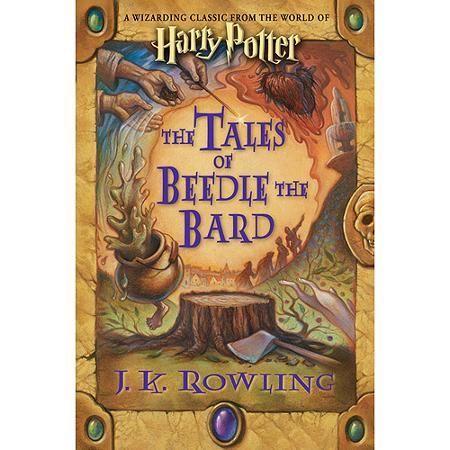 The Tales of Beedle the Bard, a Wizarding classic, first came to Muggle readers' attention in the book known as Harry Potter and the Deat...