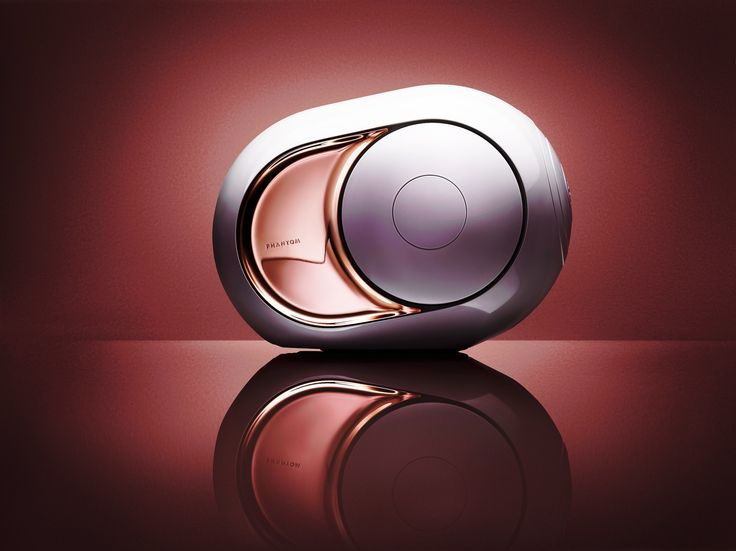 The new Devialet Gold Phantom! Come in for a listen today or order online and enjoy a 60 day risk free in-home trial.