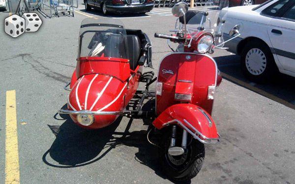 9 best Genuine Scooter Artwork images on Pinterest   Motor ...