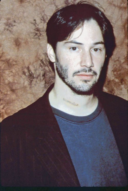 Flashback: Keanu Reeves in the Late 1990s