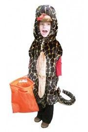 Yılan Kostümü Çocuk