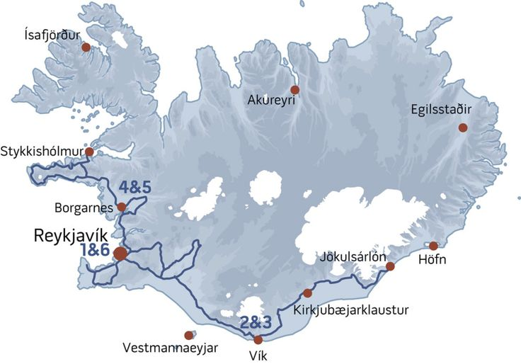 Séjour de 6 nuits, autotour Islande avec Icelandair et Iceland Travel | Icelandair.fr