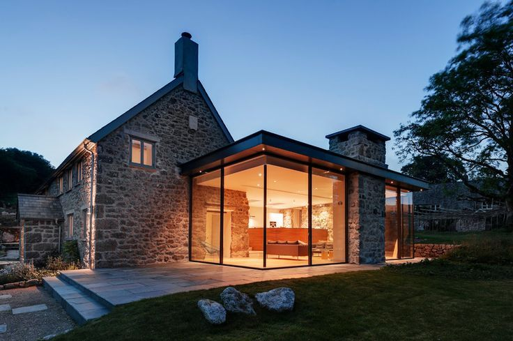 timber and glass kitchen extensions - Google Search