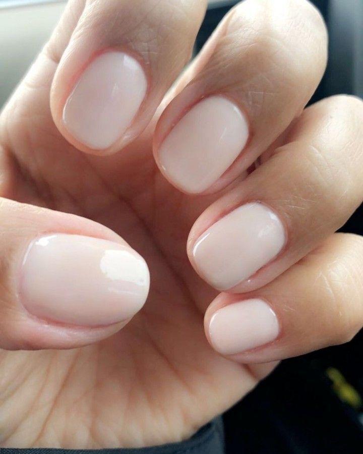 Natürliche Nägel ~ Opi Gel Polish Funny Bunny #bunny #funny #nail #natural – ALLES
