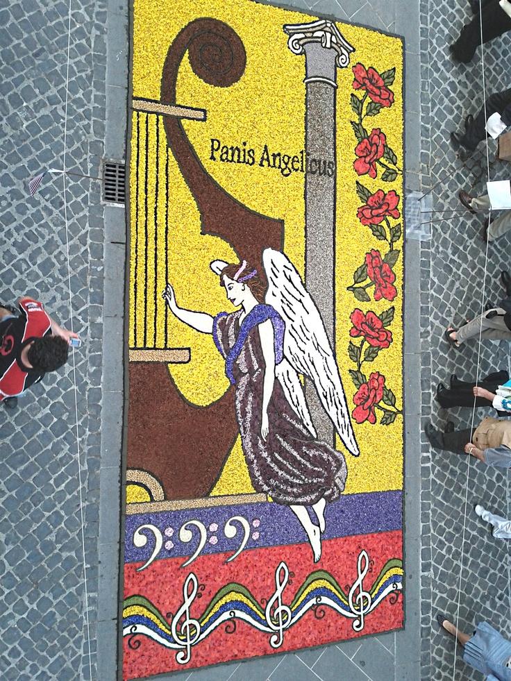 "Bolsena - ""Infiorata"" del Corpus Domini - Year 2012"