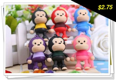 Checkout this new stunning item Monkey Model 2.0 USB Flash Memory Stick Pen Drive 2GB 4GB 8GB 16GB  S109 - US $2.75 http://superaliexpress.com/products/monkey-model-2-0-usb-flash-memory-stick-pen-drive-2gb-4gb-8gb-16gb-s109/