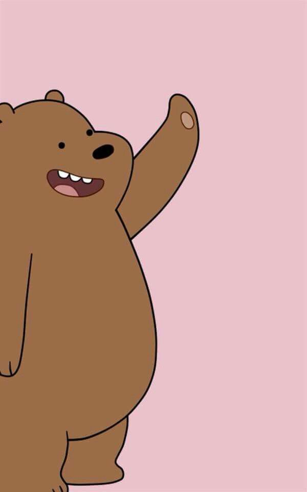 Pin De Ginnie Aquino Em Grizz Ursos Fofos Wallpaper De Urso
