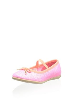 80% OFF Carter's Kid's Leslie-C Mary Jane (neon pink)