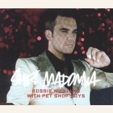 Robbie Williams - She'S Madonna (Cd Single) (2007); Download for $0.48!