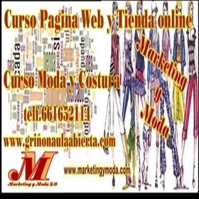 Nuevos turnos para los cursos presenciales en Griñon,de diseña tu web,tienda online. comienzo 5 de Noviembre .