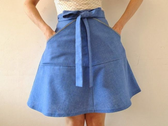 Tilly and the Buttons: Easy Sewing Projects for Beginners she made a skirt completely by hand before she had a machine, these projects are good even for beginning hand sewing too