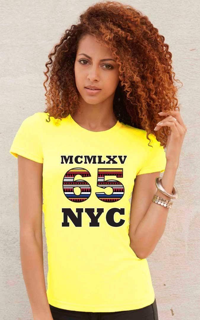 MCMLXV - #3 [Yellow]