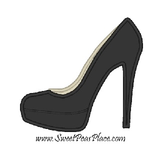 29 best images about high heel embroidery designs on ...