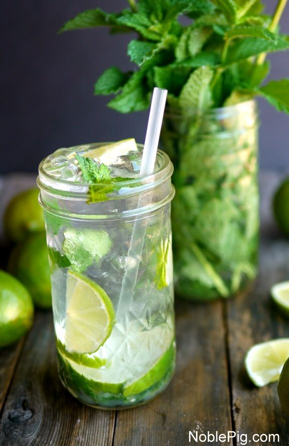 It's all about the sugar you use, alcohol ratios and how much to muddle. The Best Mojito from NoblePig.com.