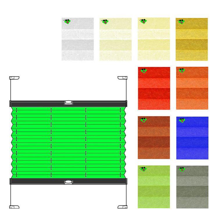 ber ideen zu plissee ohne bohren auf pinterest vorh nge ohne n hen haust r vorh nge. Black Bedroom Furniture Sets. Home Design Ideas