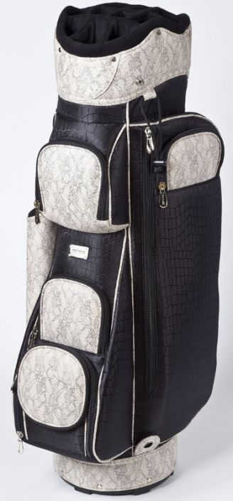 Check out our Monroe Lace Cutler Ladies Golf Cart Bag! Find the best golf gear and accessories at #lorisgolfshoppe Click through to own this golf cart bag!
