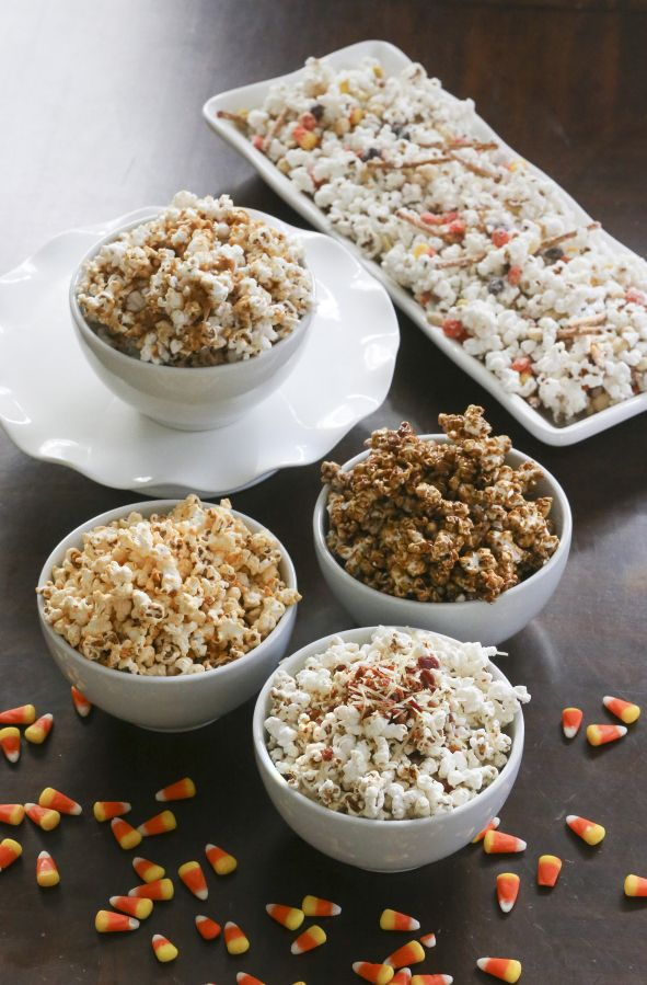 Popcorn can make gatherings pop | The Columbian