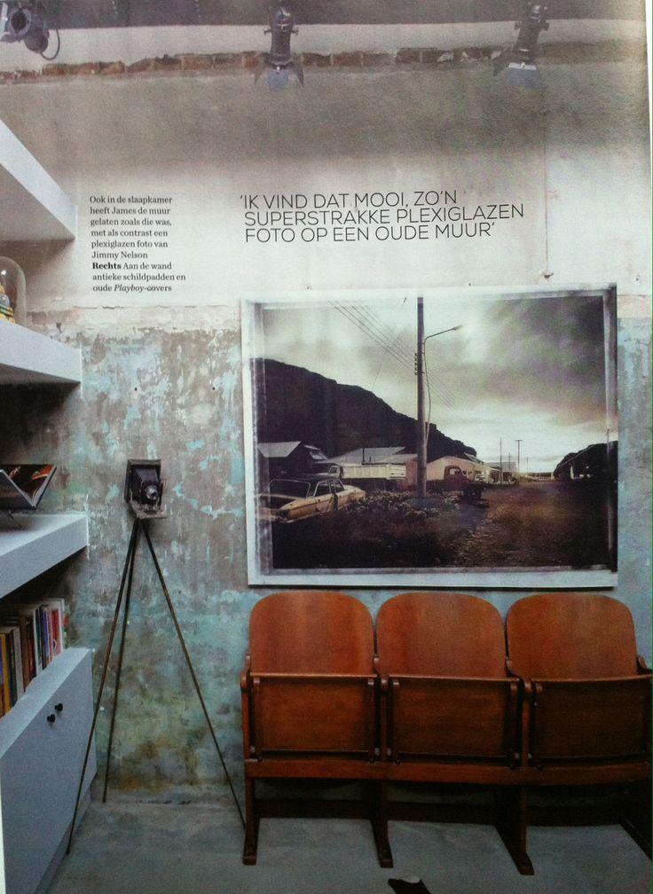Interior by James van der Velden