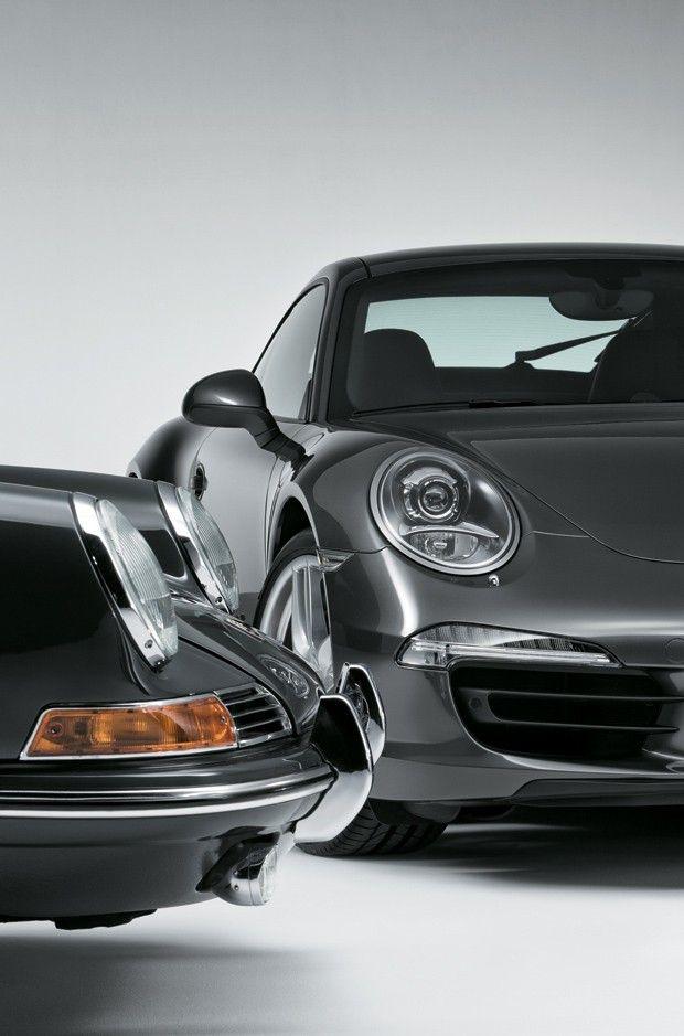 Um passeio pela Alemanha com o aniversariante Porsche 911
