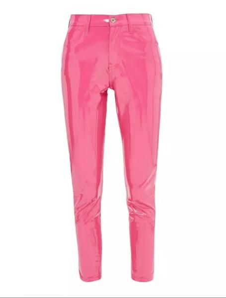 a6578d8e2e8bfd Patent Pants - 5 Colors in 2019 | Barbie | Pink jeans, Skinny ...