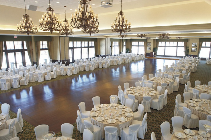 Deer Creek Golf & Banquet Facility - Ajax Ontario - Banquet Hall - Wedding Receptions