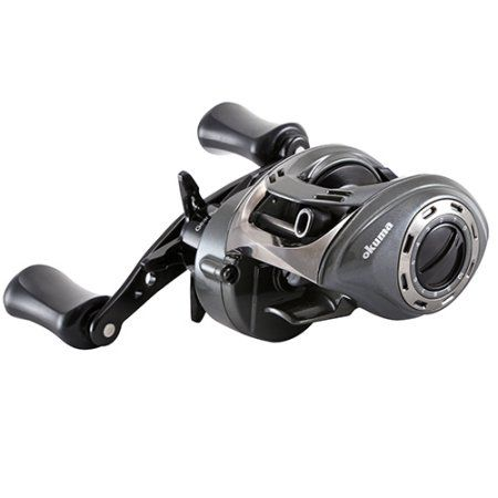 Okuma Calera Low Profile Baitcast Reel, Right Hand, 6.6:1
