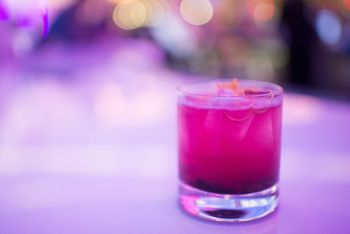 Very Berry Cosmo Cocktail Recipe with Acai Vodka