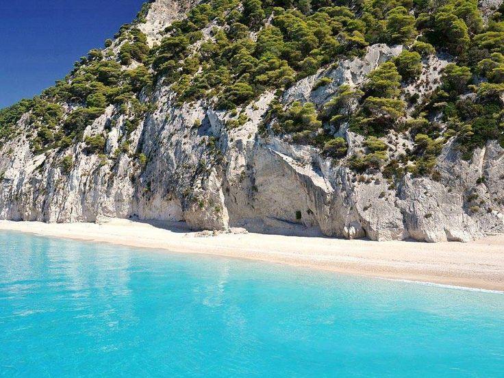 Egkremni-Lefkada-Greece!
