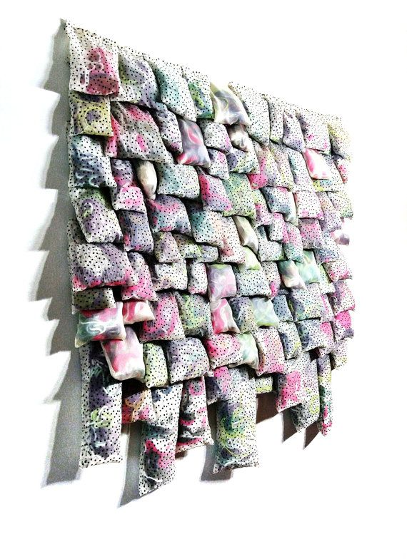 Electric Wonderland Fields // Tapestry Wall hanging by jujujust, on Etsy. © Judit Just 2014