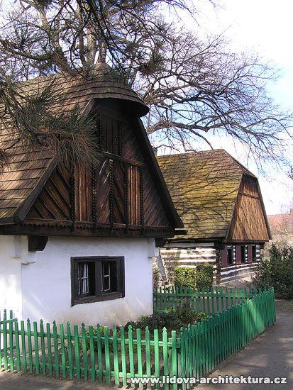 Přerov nad Labem, skanzen