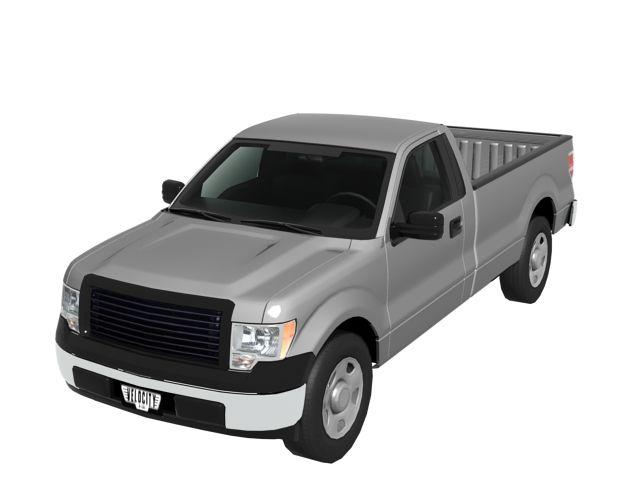 Ford F 150 Pickup Truck 3d Model 3dsmax Files Free Download Modeling 11167 On Cadnav Toy Model Cars Pickup Trucks 3d Model