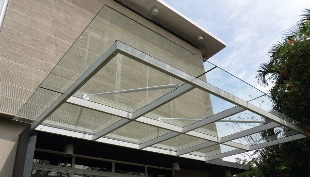 Cubiertas De Aluminio Para Terrazas Cubierta De Aluminio