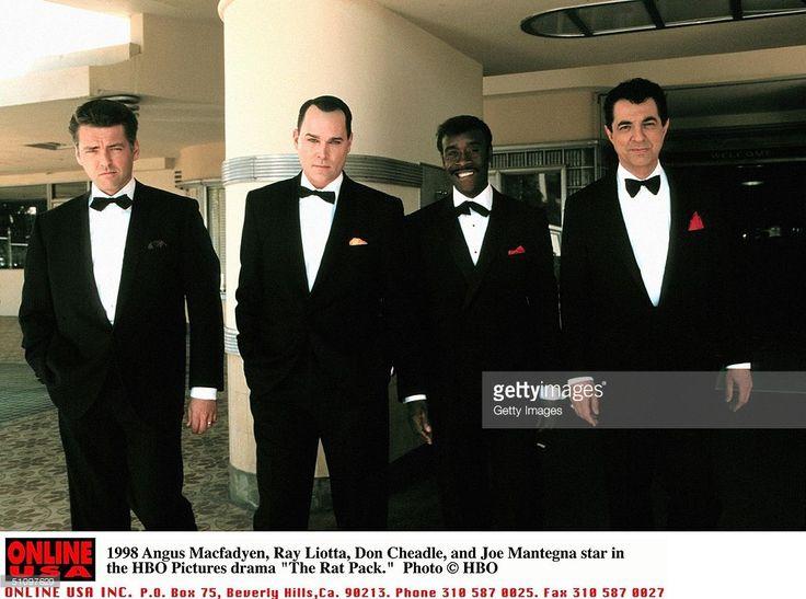 Angus Macfadyen (As Peter Lawford), Ray Liotta (As Frank Sinatra), Don Cheadle…
