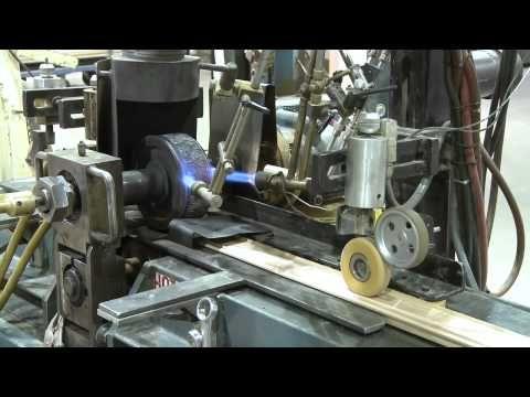 Larson-Juhl's Premier Manufacturing Facility: Ashland - YouTube