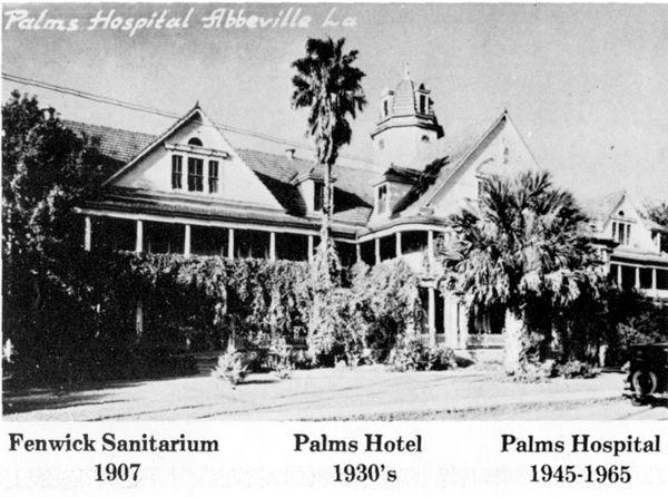 Palms Hospital, Abbeville, Louisiana