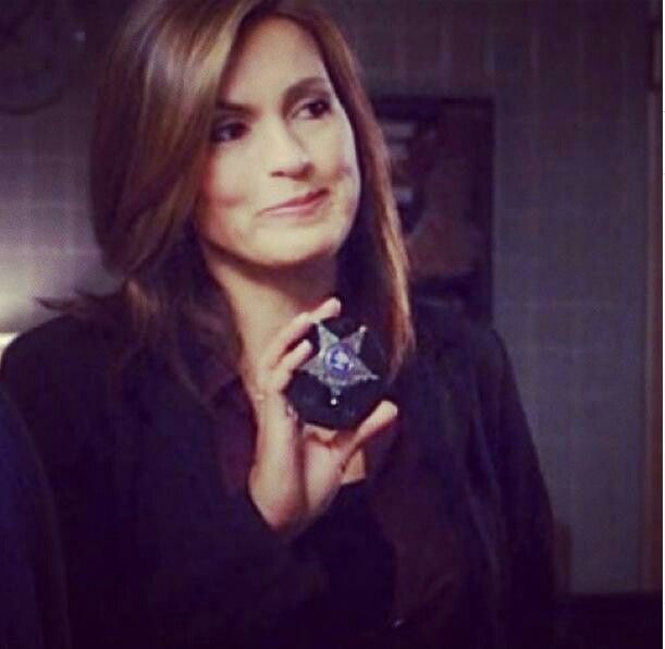 Temporary US Marshall Olivia Benson