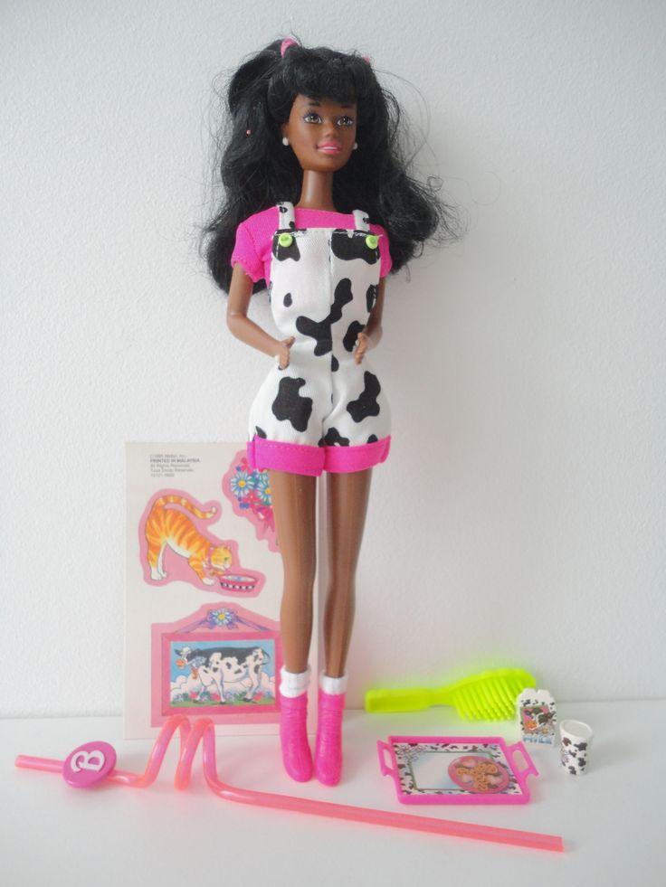 Barbie got milk christie aa bd1995 15122 in 2020
