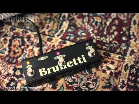 Brunetti Pleximan 50W/5W head. Now a demohead available to a massive 20% discount! Please send a PM if interested.