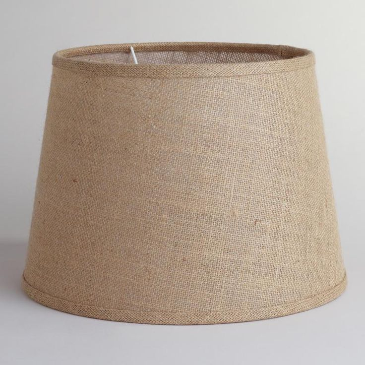 Jute Ceiling Lamp Shade: Best 25+ Burlap Lamp Shades Ideas Only On Pinterest
