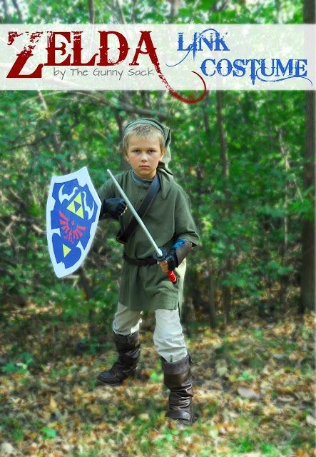 The Gunny Sack: {Zelda} Link Costume & Giveaway with 20 Winners
