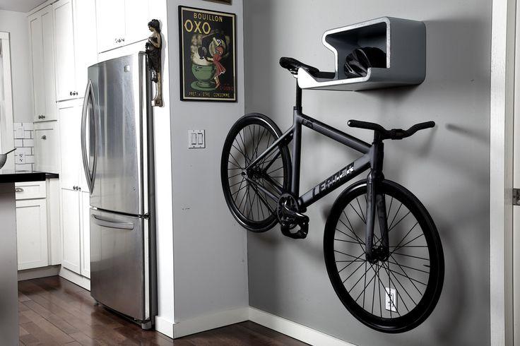 Shelfie For Bikes, a Kickstarter Project I Style.com/Arabia